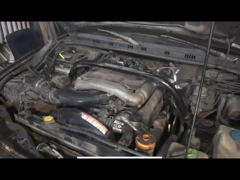 Suzuki Grand Vitara  XL-7  V6 2.7 Как снять впускной коллектор Замена прокладки клапанной крышки