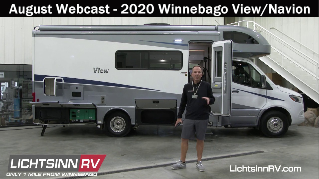 RV Webcast Video Library from Lichtsinn RV including