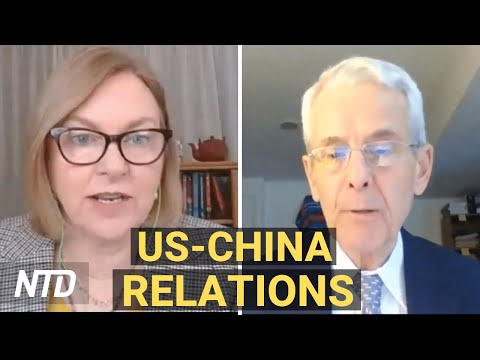 LIVE: Hearing on 'US-China Relations at the Chinese Communist Party's Centennial' (Jan. 28