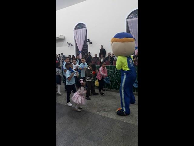 #cultoinfantil #dança #crianças  Igreja Assembléia de Deus em Silva Jardim - RJ