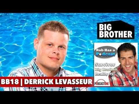 Big Brother 18 Sunday Week 8   BB18 Episode 24 Recap & Derrick Levasseur Interview   Aug 14, 2016