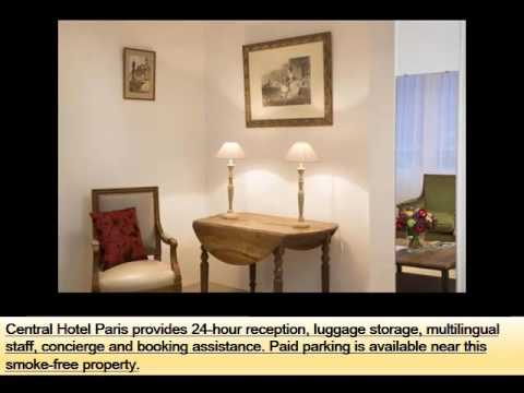 Central Hotel | Hotels Info For Travellers In Paris - Pics And Info