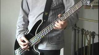 Corrosion of Conformity,Heavens Not Overflowing,Bass cover