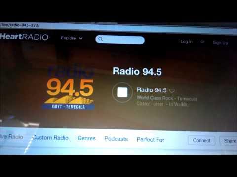 Radio 94.5 - In Waikiki by Casey Turner