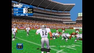 NFL Gameday 2004 ... (PS1) 60fps