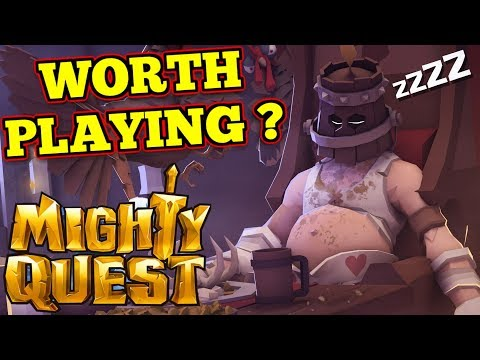 The Mighty Quest For Epic Loot : First Impressions