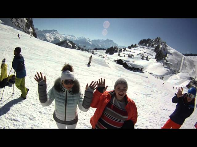 La Garenne Ski Race 2015