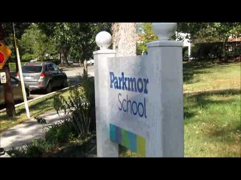 Tour of the Parkmont school