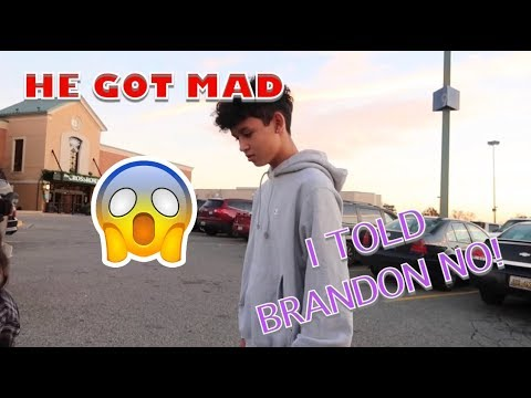 I TOLD BRANDON NO!  | Jordyn Jones VLOGMAS