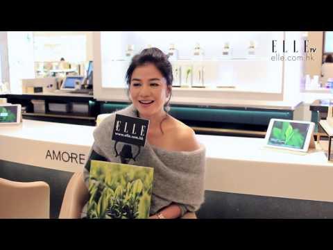 鍾楚紅 Cherie Chung  ELLE專訪 鍾楚紅的年輕之道  ELLE HK