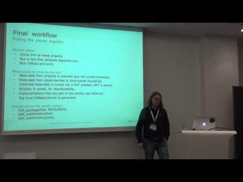 When dependency hell freezes over - Daniel Pfeifer @ Meeting C++ 2014