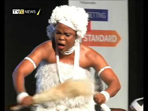 AFRICARTS | LAGOS AT 50 COLLOQUIUM | TVC NEWS