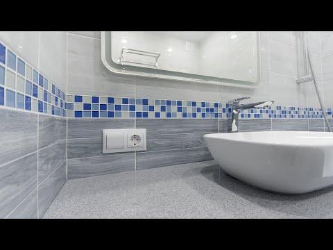 Ремонт ванной и туалета П-44К