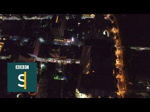 Philippines drug war: Manila's brutal nightshift - BBC Stories