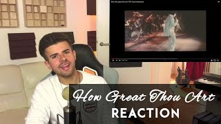MUSICIAN REACTS to Elvis Presley - How Great Thou Art (Live 1972)