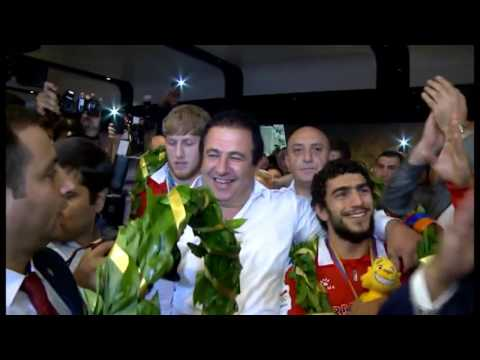 Armenians Happy And Proud Of Our Rio 2016 Olympics Champions 💪