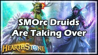 SMOrc Druids Are Taking Over - Boomsday / Hearthstone