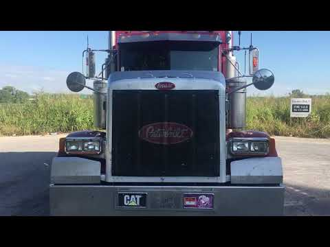 2004 Peterbilt 379 For Sale!  One Owner!  Well Maintained, 13 Speed, CAT, $34.950