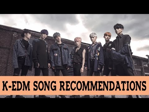 K-EDM Song Recommendations #1