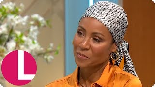 Jada Pinkett Smith on the Importance of Communication | Lorraine