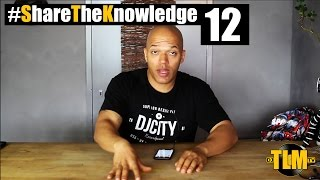 #ShareTheKnowledge Episode 12: Music Restrictions During a Gig, Your First Gig