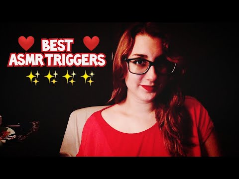 Top 10 Best ASMR Triggers to Actually Give You Tingles FOR REAL+ Bonus Triggers