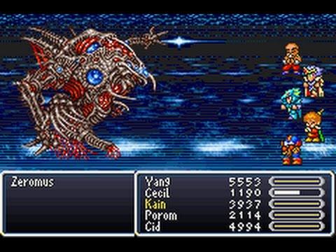 (TAS) GBA - Final Fantasy IV Advance any%