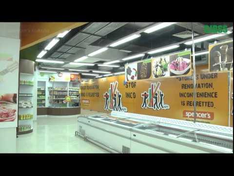 GIBSS LED at Spencer's Kolkata