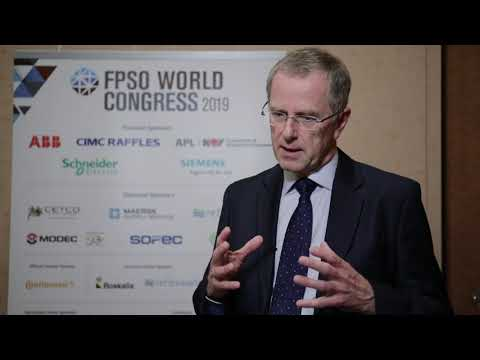 Interview with Duncan Peace at FPSO World Congress 2019