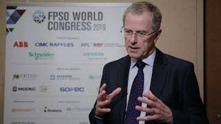FPSO World Congress 2019: Interview with Duncan Peace