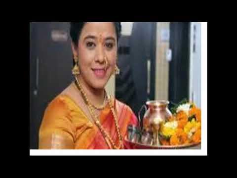 Unseen Pics Of Radhika / Anita Date Kelkar /Anita Date's Husband / Mazya Navryachi Bayko