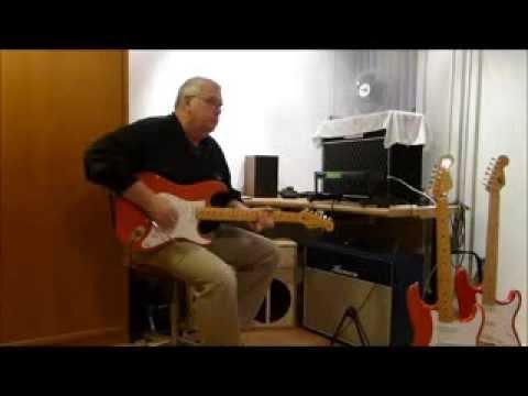 DIY Tube guitar combo amp, 2 x ECL82, Apache