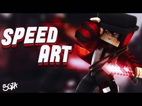 •Speedart• Minecraft Wallpaper | Ranzy [#80]