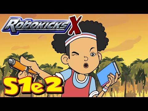 Robokicks X (Bola Kampung) | S1E2 | The Search Of A New Teammate Begins!