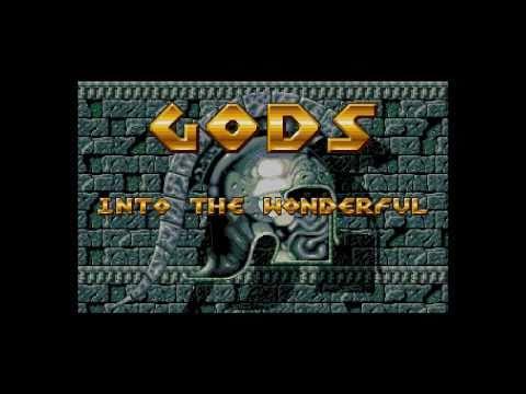 Amiga music: Gods (main theme)