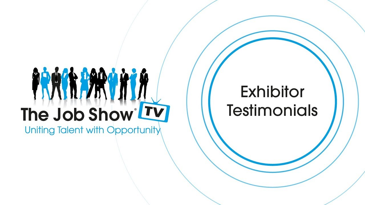 The Job Show - Testimonials