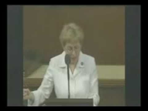 Congresswomen Marcy Kaptur Interview Video1