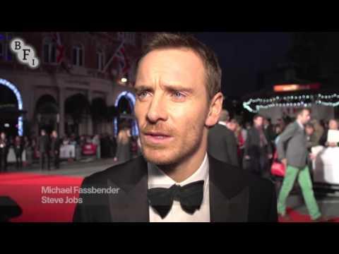 Steve Jobs - Red Carpet HIGHLIGHTS | BFI London Film Festival