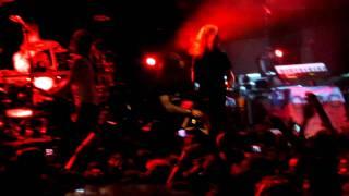 CHILDREN OF BODOM - SANTIAGO CHILE 2011 - HATE CREW DEATHROLL - (HD)