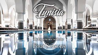 Tunisia, Four Seasons & i  (زيارتي لتونس)
