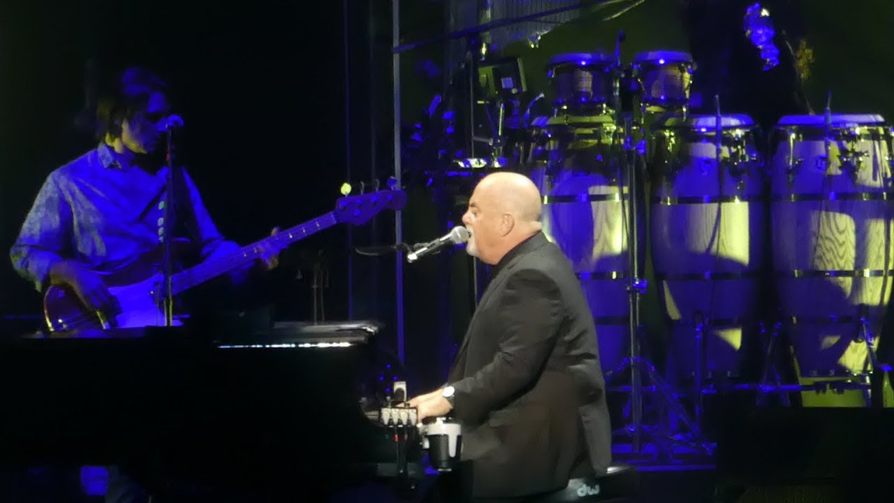 She 39 s always a woman billy joel madison square garden new york 3 28 18 youtube for Billy joel madison square garden march 3