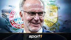 So könnte Bayern bei der neuen Klub-WM abkassieren   SPORT1