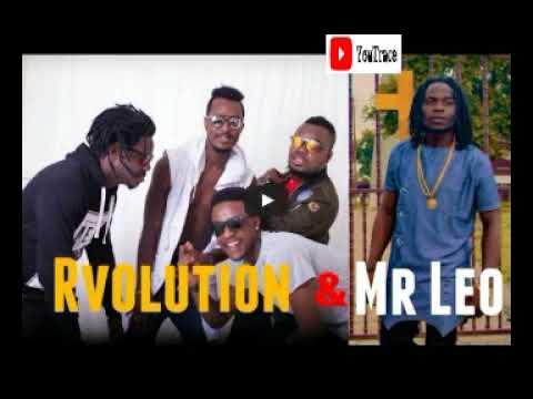 Revolution   C'est pas ma faute audio ft  Mr  Leo