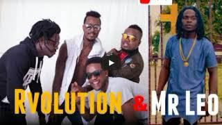 Revolution C39;est pas ma faute audio ft Mr Leo