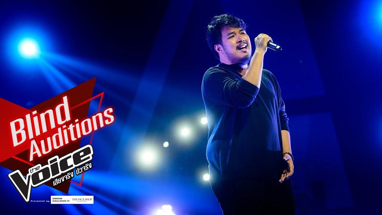 เอก - ไม่มีฝีมือ - Blind Auditions - The Voice Thailand 2019 - 30 Sep 2019