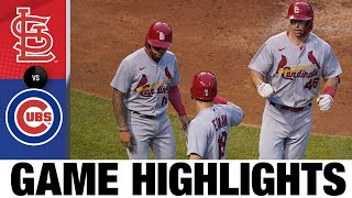 Paul goldschmidt hit a three-run home run in the 3rd to help lead cardinals 7-3 win over cubs | 9/6/20don't forget subscribe! https://www.you...