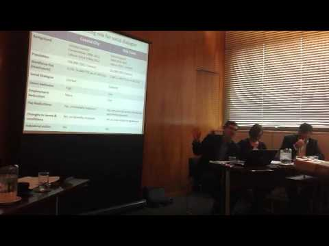 Austerity and the Public Service Workforce - Trade Union Strategies