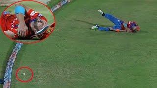 IPL 2017: Andrew Tye Of Gujrat Lions Injured During IPL-10 Match Against Mumbai Indians