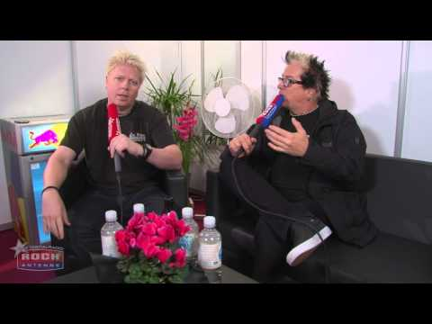 2016 - A New Offspring Album will be released!? The Offspring-Interview @ Chiemsee Summer 2015