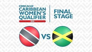 CWCQ2018: Trinidad & Tobago vs Jamaica